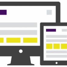 responsive web design, 3 tailles indispensables